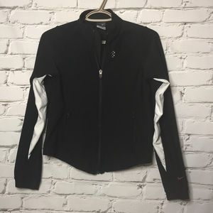 Nike Athletic zip up sweater